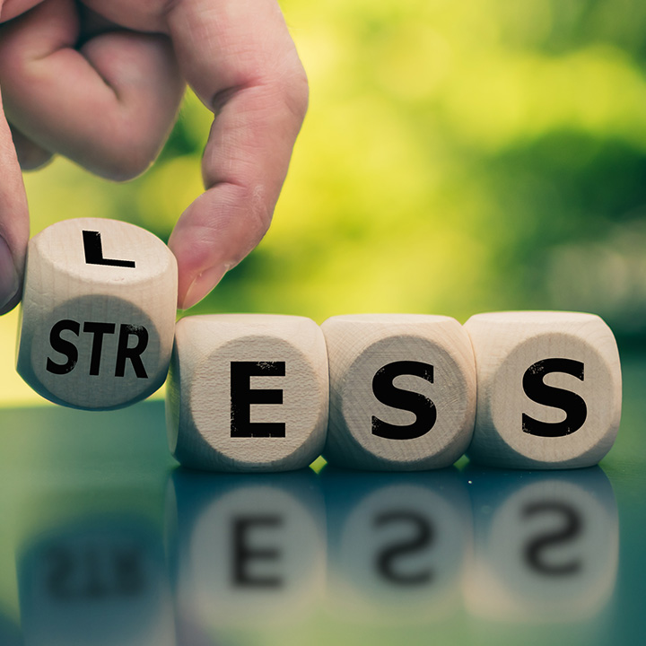 認知症をケアする側のストレス対策
